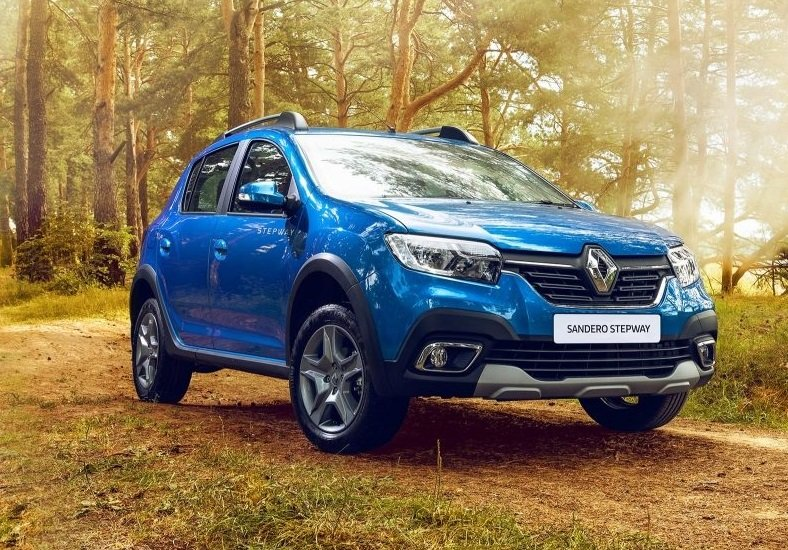 Sandero Stepway / Stepway CITY
